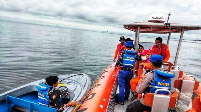 Berkelahi di Atas Kapal, Hamsah Terjatuh & Hilang di Laut Bulungan, Korban KM Savina Belum Ditemukan