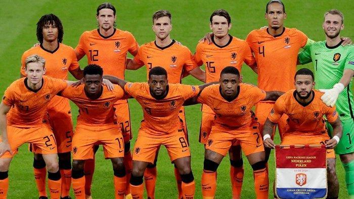 Timnas Belanda. (Uefa.com)