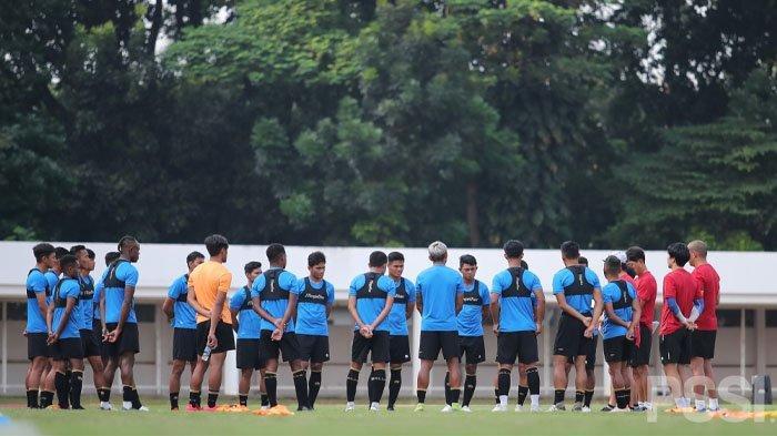 Live Streaming Play Off Kualifikasi Piala Asia, Indonesia vs Taiwan, Tayang di Indosiar Malam Ini