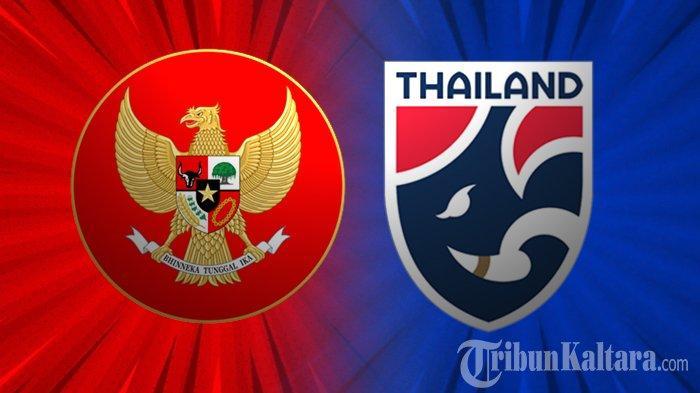 Siaran Langsung Timnas Indonesia vs Thailand di SCTV dan Mola TV, Evan Dimas Usung Misi Khusus