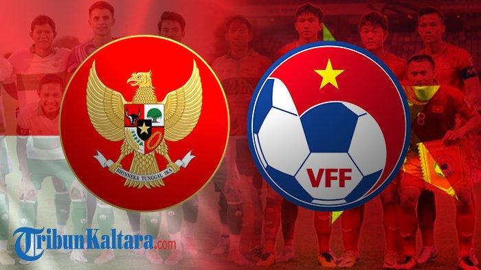 Siaran Langsung Timnas Indonesia vs Vietnam, Egy Hilang dari Susunan Pemain Awal, Tayang di SCTV
