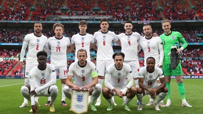 Tekuk Rep Ceko 1-0 di Stadion Wembley, Inggris Juara Grup D Euro 2020, Raheem Sterling Cetak Gol