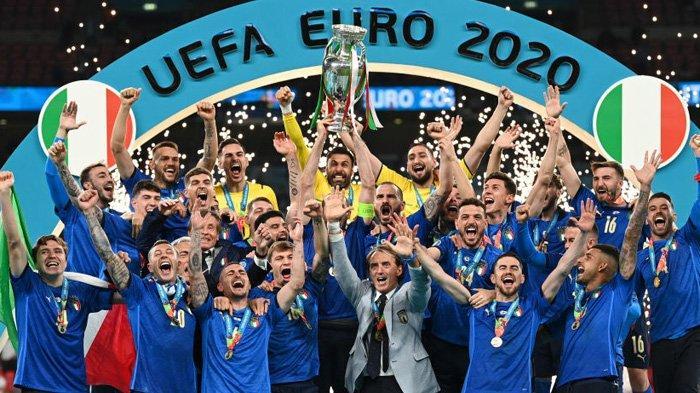 Italia Juara Euro 2020, Legenda Inter Milan Gabriele Oriali Punya Peran Penting di Ruang Ganti