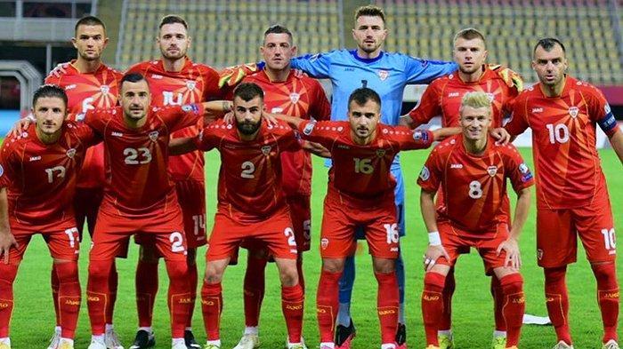 Profil Timnas Makedonia Utara di Euro 2020, Dua Pemain Liga Italia Jadi Kunci Sang Debutan