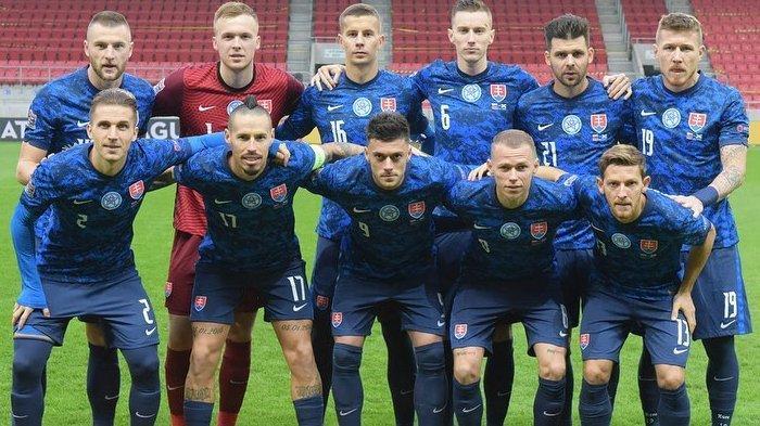Profil Timnas Slovakia, Calon Kuda Hitam Euro 2020, Bek Tangguh Inter Milan Siap Kejutkan Spanyol