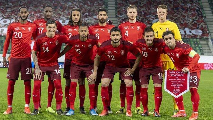 Profil Timnas Swiss di Euro 2020, Granit Xhaka dkk Langganan Kuda Hitam, Italia Patut Waspada