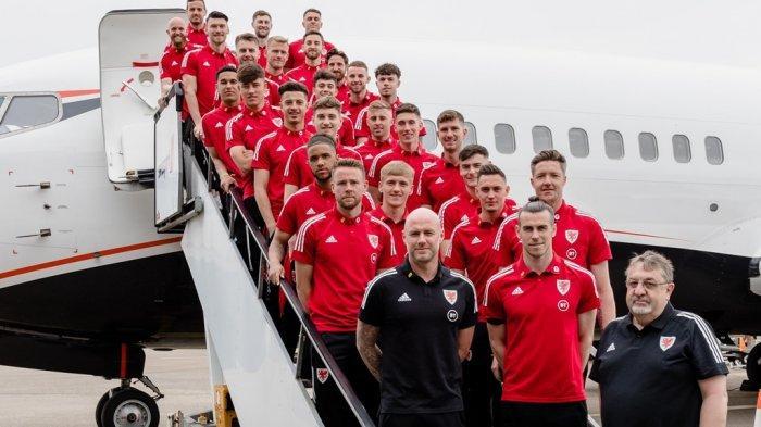 Link Live Streaming Euro 2020 Sabtu Malam Ini, Wales vs Swiss, The Dragons Usung Misi Khusus