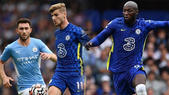 Hasil Liga Inggris, Duet Lukaku-Werner Petaka Buat Chelsea, Dipermalukan Man City 0-1