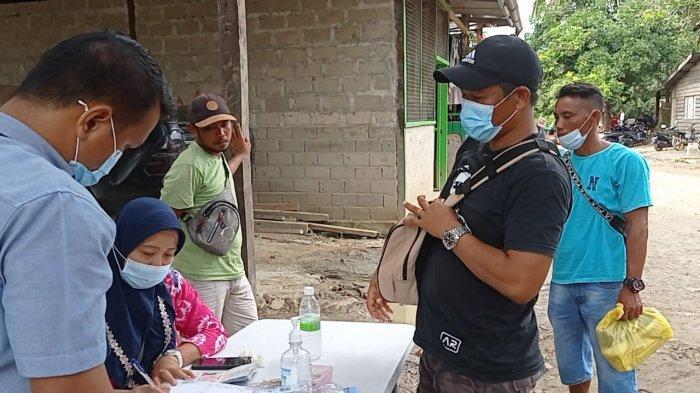 Jalur Ilegal Perbatasan RI-Malaysia Ramai Dilalui TKI, Kepala PKM Sebatik Tengah Khawatir Covid-19