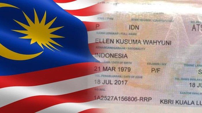 TKW Asal Sragen Meninggal di Malaysia 2 Bulan Lalu, Masih Misteri, Foto Paspornya Viral di WhatsApp