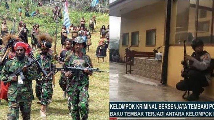 Panglima TNI Marsekal Hadi Tjahjanto Beber KKB Papua Lihai Gunakan Tekhnologi untuk Alat Propaganda