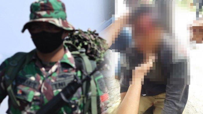 KKB Tembak Kepala Prajurit di Intan Jaya, Begini Nasib Praka Hendra Sipayung, TNI Tak Tinggal Diam