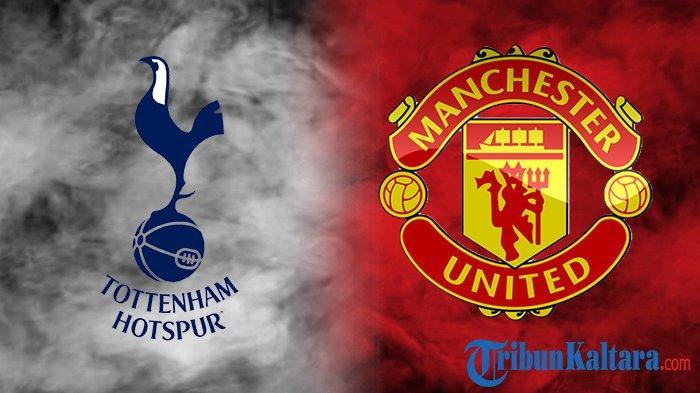 Live Streaming Tottenham vs Man Utd Big Match Liga Inggris di Mola TV, Tayang Pukul 22.30 WIB
