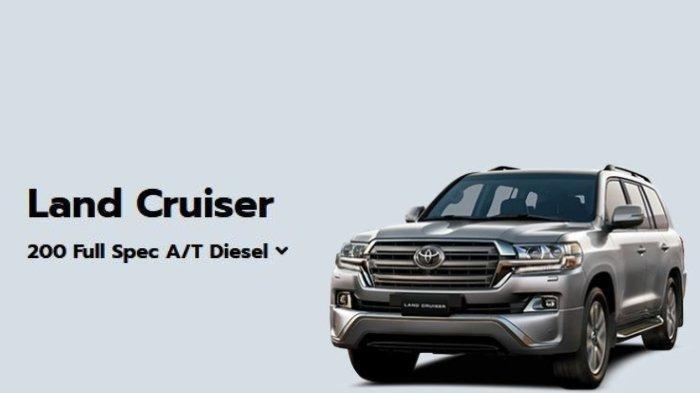 Daftar Harga Mobil Bekas Toyota Calya dan Land Cruiser September 2021, Mulai dari Rp 90 Juta