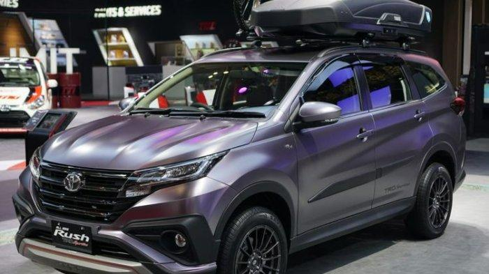 Mobil Toyota Rush di GIIAS 2019