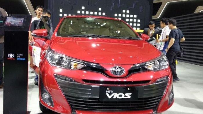 Pajak Penjualan 0% plus Diskon, Harga Toyota Vios Turun hingga Rp 75 Juta, Mobil Bekas Dijual Murah