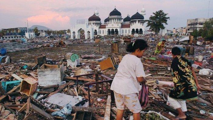 Tsunami Aceh 2004 Disebut Rekayasa Amerika Lewat Ujicoba Thermonuklir, Ahli BMKG Beri Penjelasan Ini