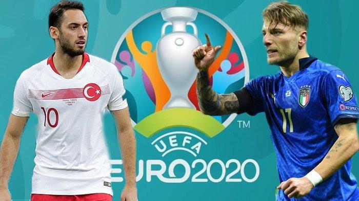 Jadwal Euro 2020 Turki vs Italia, Lini Tengah Gli Azzurri Perlahan Keropos, Gelandang AS Roma Mundur