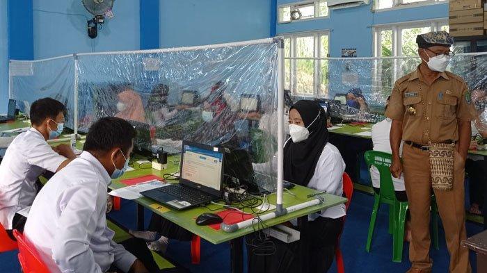 Info CPNS Kaltara, Seorang Pelamar PPPK Guru di Nunukan Meninggal Dunia, 6 Peserta Positif Covid-19