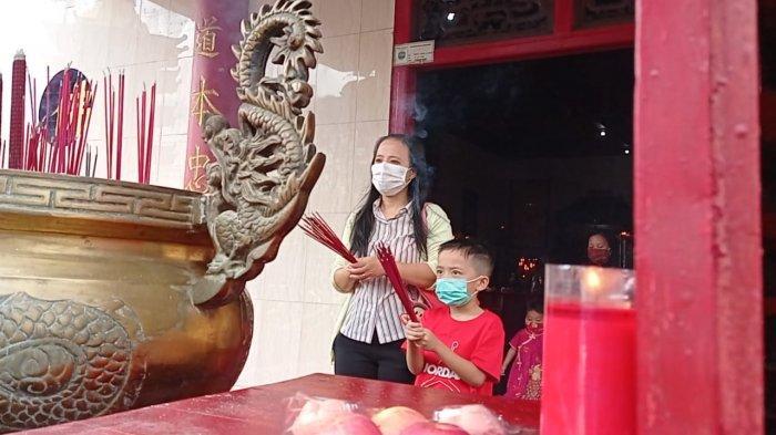 Tahun Baru China atau Imlek Tanpa Hujan Pertanda Buruk? Berikut Kata Ketua Makin Tarakan Ayi Diyanto