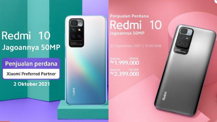 Update Harga HP Xiaomi Per Oktober 2021, Mulai dari Mi Series hingga Redmi Note 10 5G