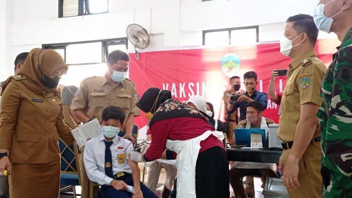 PTM Tingkat SMP di Tana Tidung Belum Dilakukan, Jafar Sidik: Tunggu Vaksnasi Covid 19 Dosis Kedua