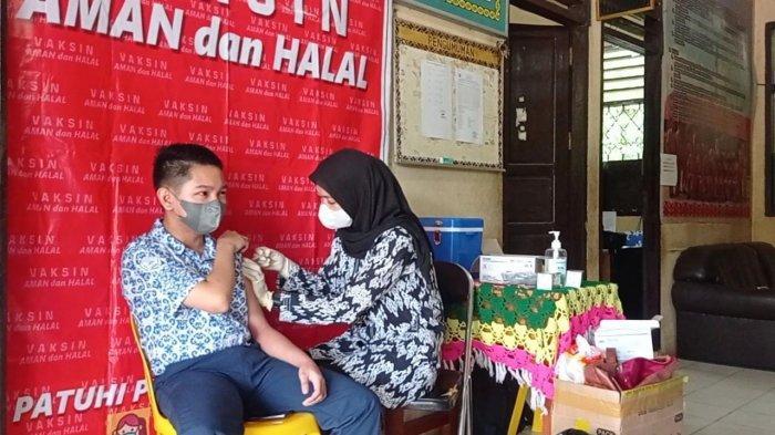 PTM Dilaksanakan Mulai Pekan Lalu, Vaksinasi Peserta Didik Malinau Mulai Didistribusikan ke Sekolah