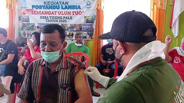 100 Orang di Kabupaten Tana Tidung Disuntik Vaksin Corona, Dinkes KTT Sasar TNI dan Masyarakat Umum