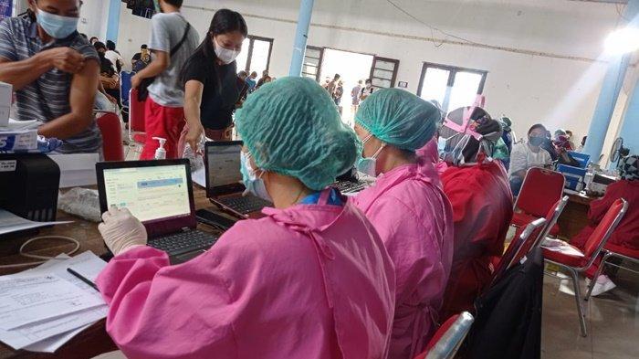 Progres Vaksinasi Covid-19 di Malinau hingga Juli 2021, Dinkes Sebut Permintaan Vaksin Sangat Tinggi