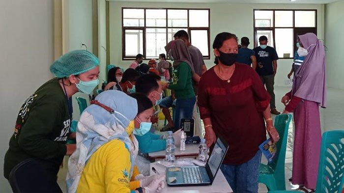 Jadwal Vaksinasi Covid-19 di Tana Tidung 22-23 September 2021, Sasar Dua Kecamatan