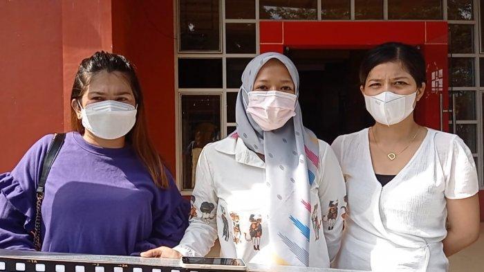 Detik-detik Vaksinasi Covid-19, Ini yang Dirasakan Tiga Wanita di Nunukan