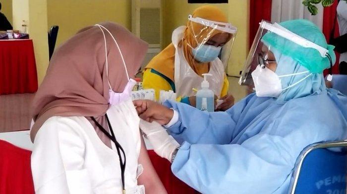 Vaksinasi Calon Jemaah Haji Utamakan Lansia, Dinkes Tarakan Sebut Dilaksanakan Bertahap