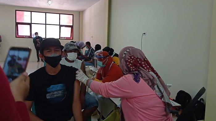Jadwal Vaksinasi Covid-19 di Tana Tidung Sabtu 25 September 2021, Vaksinasi Door to Door di Tana Lia