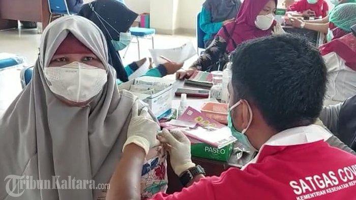 Vaksinasi Dosis Satu di Tarakan Capai 25,64 Persen, Selanjutnya Sasar Pelajar dan Warga Binaan