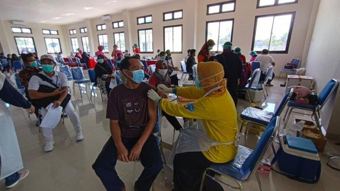 Mulai Juli 2021, Polres Tarakan Buka Pendaftaran Vaksinasi Covid-19 untuk Umum, Silakan Daftar