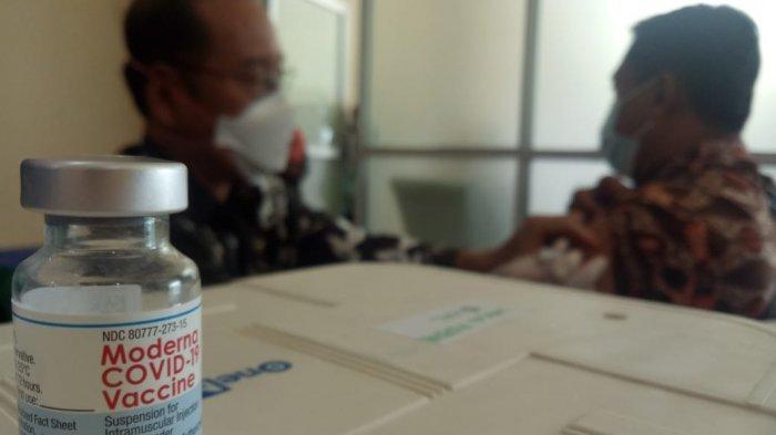 Laporan KIPI Pasca Vaksin Moderna, Badan Meriang, Antibodi yang Dihasilkan Lebih Kuat Lawan Covid-19