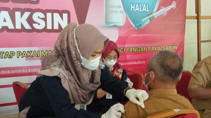 Dinas Kesehatan Kaltara Siapkan 50 Vial Sinovac, ASN Pemprov Masih Ada yang Belum Dapat Vaksin