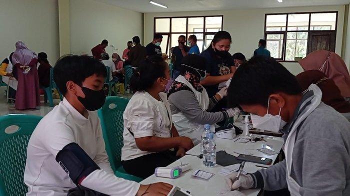 Update Kasus Covid-19 di Tana Tidung, Tambah 2 Positif, BupatiImbau Masyarakat Patuhi Prokes