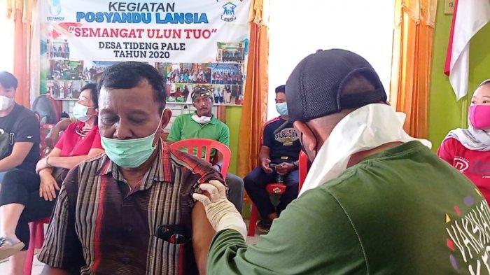 Update Covid-19 di Kabupaten Tana Tidung, Tambah 7 Orang Positif Covid-19, Kasus Aktif 96, Sembuh 1
