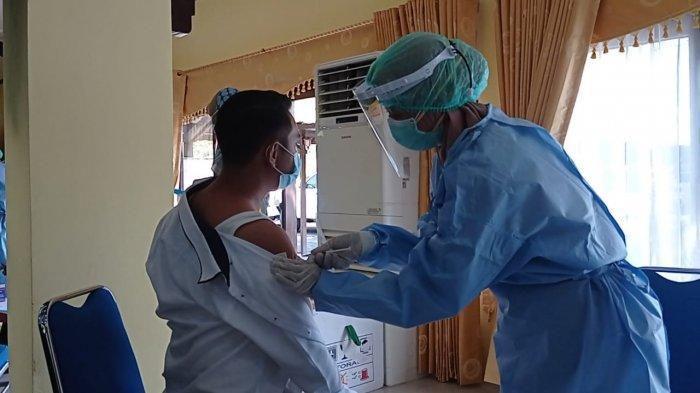 Jubir Satgas Covid-19 Tarakan dr Devi Sebut Sasaran Penerima Vaksin Tahap Dua Hampir 2 Ribu Orang