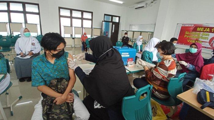 Gubernur Kaltara Targetkan Vaksinasi Covid-19 Capai 80 Persen, Dewan Sebut Target yang Realistis