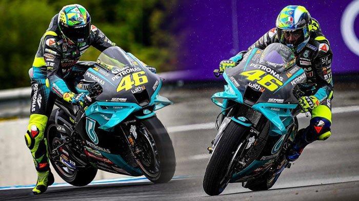 Valentino Rossi Naik Pitam Usai Balapan MotoGP Jerman 2021: Anda Tidak Memiliki Respek