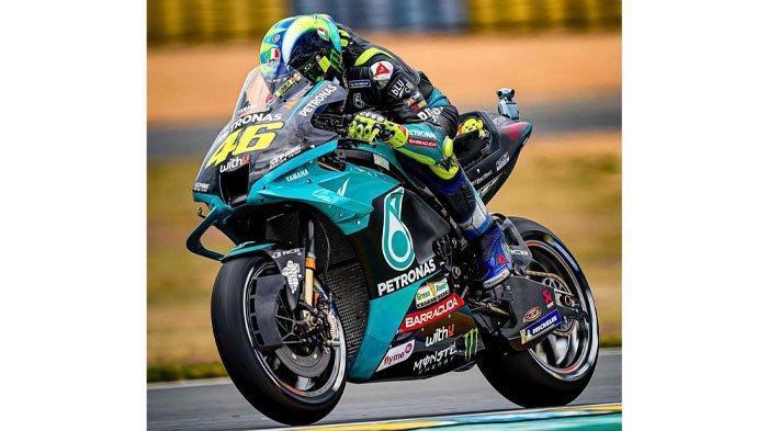 Jadwal dan Link Live Streaming MotoGP Italia 2021, Kesempatan Valentino Rossi Naik Podium