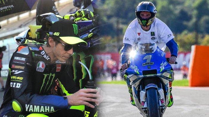 Lengkap Daftar Tim dan Pebalap MotoGP 2021 Usai Valentino Rossi Tinggalkan Yamaha dan Joan Mir Juara