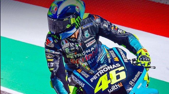 Jelang MotoGP Austria 2021, Rossi Usung Misi Khusus, Soroti Sirkuit Red Bull Ring Tak Bersahabat