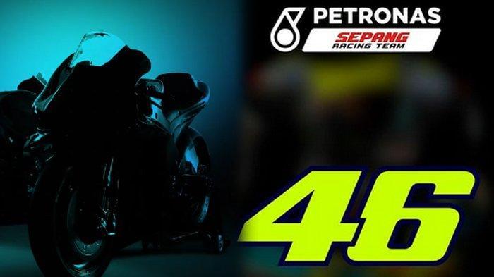Bocoran Launching Tim Baru Valentino Rossi di MotoGP 2021, Bareng Morbidelli di Yamaha Petronas SRT