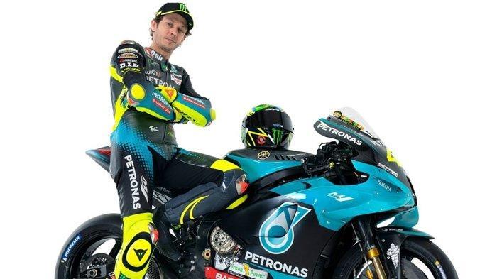 Tidak Ada Nama Valentino Rossi, Ini Line Up Pembalap MotoGP 2022, The Doctor Pensiun?