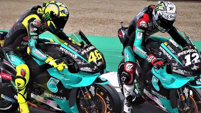 Jadwal MotoGP 2021, Balapan di Sirkuit Losail Qatar Jadi Pembuka Aksi Valentino Rossi dkk