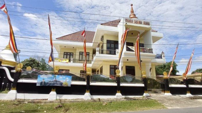 Perayaan Trisuci Waisak 2021 di Nunukan, Roby Gunawinata: Umat Dibatasi 30 Persen Kapasitas Vihara
