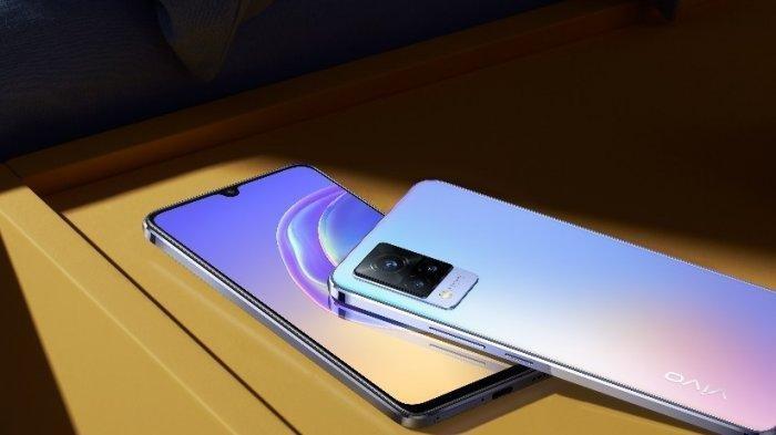 Spesifikasi dan Harga HP Vivo V21 5G di Indonesia: Unggul Dual OIS Night Camera hingga Extended RAM